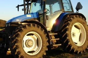 V Posavju samo danes dve nesreči s traktorjem