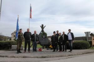 FOTO: Posavci na komemoraciji v Rigoncah