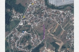 Zaprta cesta Košenice – Šmihel