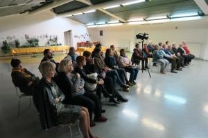 FOTO: Z Bino Štampe Žmavc ob zaključku bralnega projekta v Brežicah