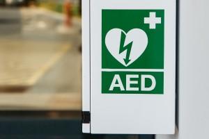 FOTO: Nova defibrilatorja v Krškem in Brežicah