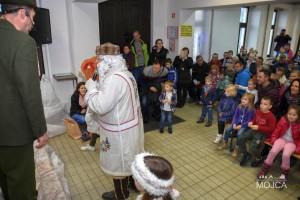 FOTO: Tokrat darila v Prečni in Mirni Peči