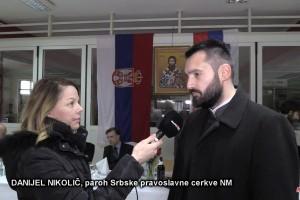 VIDEO: Proslava Srbske pravoslavne Cerkve