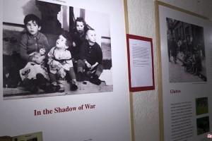 VIDEO: Ob odprtju razstave o otrocih v času holokavsta