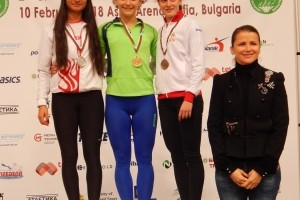 Nova odličja brežiških atletov na balkanskem prvenstvu