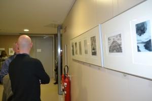 FOTO: Odprtje razstave v OŠ Toneta Pavčka
