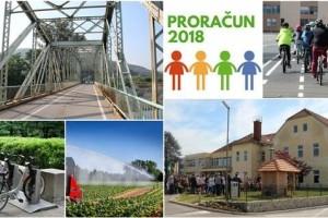 Sprejet proračun Občine Brežice za leto 2018