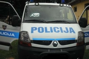 Policisti so imeli pester vikend