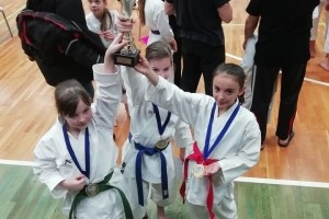 FOTO: Karate klub Krka Črnomelj do 15 medalj