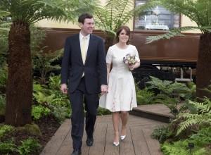 Meghan in Harry dobila konkurenco -  poročila se bo še princesa Evgenija