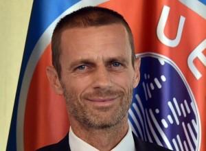 Aleksander Čeferin še kar nabira funkcije