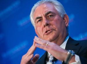 Tillerson poskuša spraviti Bagdad in Kurde