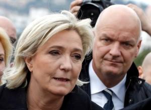 """""""Gorila"""" Le Penove v rokah francoske policije"""