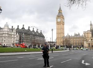 Hekerji napadli britanski parlament