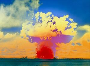 Pjongjang grozi z jedrsko vojno: ZDA so v dosegu našega orožja