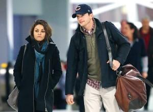 Mila Kunis jezna na Ashtona Kutcherja