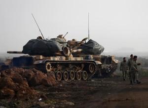 V Turčiji aretacije kritikov turške ofenzive v Siriji