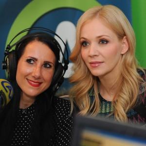 FOTO: Jelena Rozga na obisku v Galami!!!