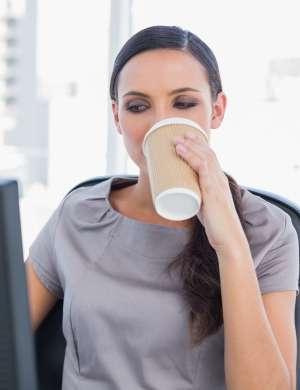 V službi se kave ne izogibajte!