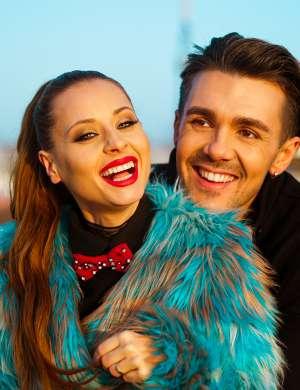 Raay in Marjetka Vovk se danes šalita ob spominih na božične večere, ki sta jih preživela sprta.