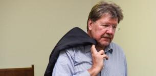 Igor Bavčar na sodišču