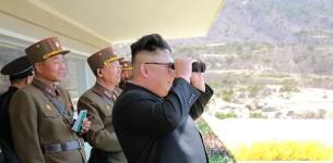 Severna Koreja, predsednik, generali, Kim Jong Un