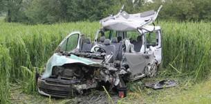 prometna nesreca, Jennersdorf, delavci