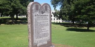 kip, deset božjih zapovedi