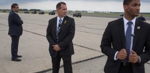 tajna služba, varovanje predsednika ZDA, agenti, možje v črnem