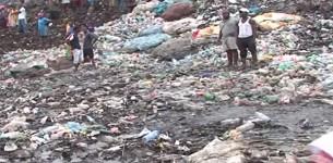 hulene, odlagališče, smeti