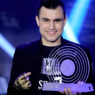 Omar se na Evrovizijo v Ukrajino odpravlja že drugič.