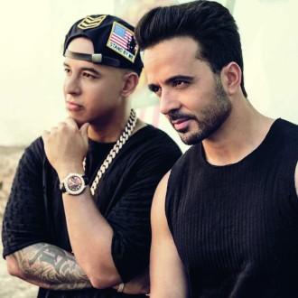 Daddy Yankee (levo) in Luis Fonsi