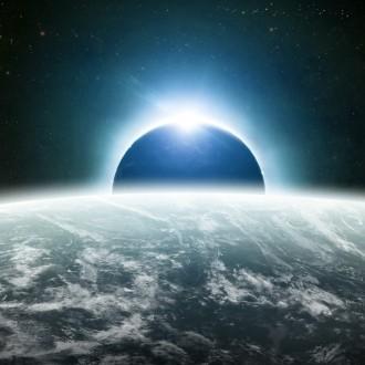 Ponedeljkov sončev mrk lahko izkoristite za napajanje s kozmično energijo.