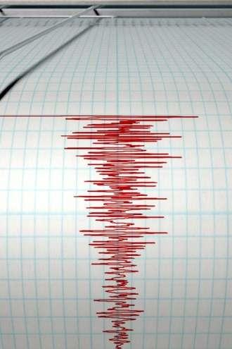 Javo stresel močan potres