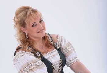 Jelka Hafner, pevka ansambla Igor in Zlati zvoki