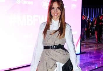 Priljubljena pevka Nina Pušlar.