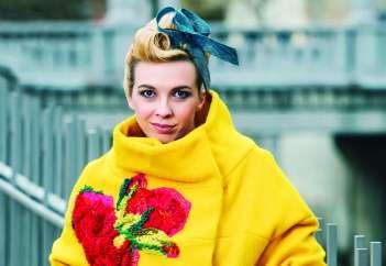 Stiliranje: Brigita Potočki/MJZ FASHION, ličenje in pričeska: Mič styling, oblačila: trgovina Zoofa