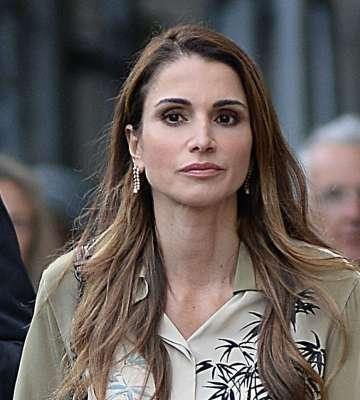Kraljica Rania na lepotni operaciji?