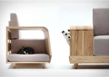 Kavč za vas in vašo mačko