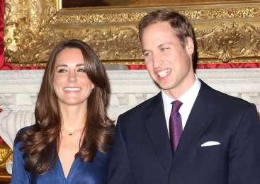 William in Kate bosta zidala