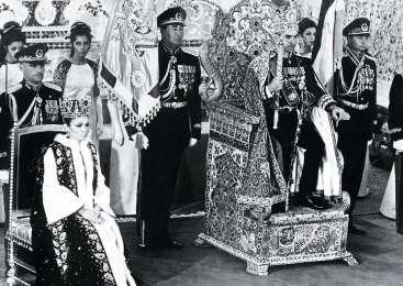 Lepotice zadnjega perzijskega kralja