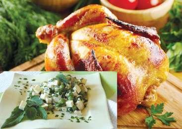 Kaj pripraviti iz ostankov pečenega piščanca
