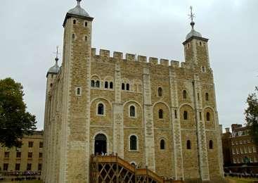 Kulturna dediščina po svetu - Tower of London