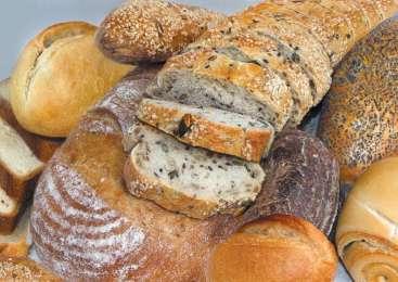 Razmišljanje o ...kruh skozi čas