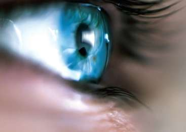 Suhe in pekoče oči