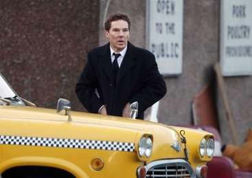 Benedict Cumberbatch jokal na veceju