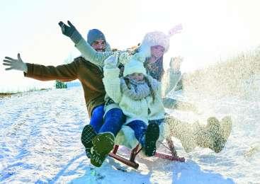 Kaj početi med zimskimi počitnicami?