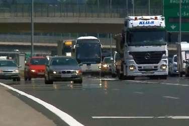 promet kolona guzva gneča avtocesta