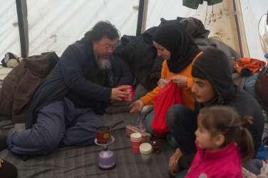 Ai_Weiwei_Idomeni_begunci