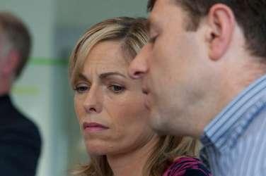 Gerry, Kate McCann